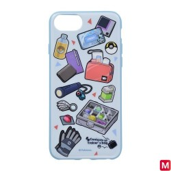 Case iPhone 8/7/6s/6 Contents of Trainers bag GR japan plush