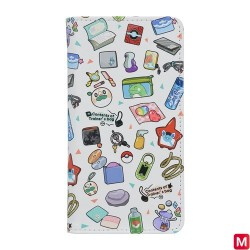 Smartphone Cover Multi Contents of Trainers bag RD japan plush
