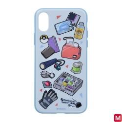 Case iPhone Xs/X Contents of Trainer s bag GR japan plush