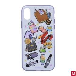 Case iPhone Xs/X Contents of Trainer s bag PL japan plush