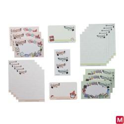 Mini letter set Contents of Trainers bag OR_TQ japan plush