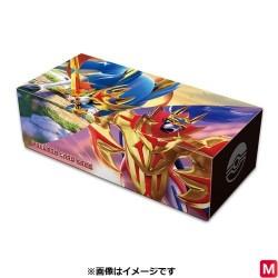 Long Deck case Zacian Zamazenta Pokémon TCG japan plush