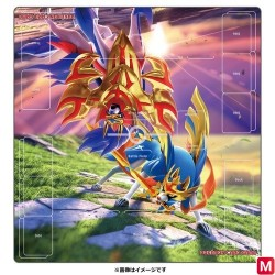Playmat Zacian Zamazenta japan plush