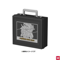 Carrying Case Zashian Zamazenta Pokémon TCG japan plush