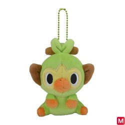 Plush Keychain Grookey Pokémon Dolls japan plush