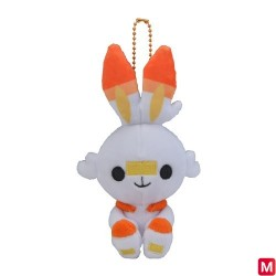 Plush Keychain Scorbunny Pokémon Dolls japan plush