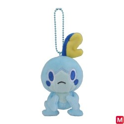 Peluche Keychain Sobble Pokémon Dolls japan plush