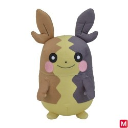 Plush Morpeko Full Belly Mode