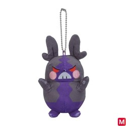 Plush Keychain Morpeko Full Hungry Mode japan plush