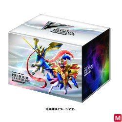 Pokemon Card Game Sword Shield Prenium Trainer Box japan plush