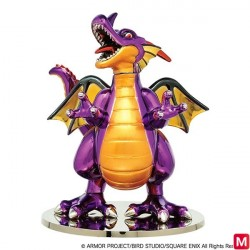 Figurine Dragon Quest Metallic Monsters Gallery Ryuo japan plush