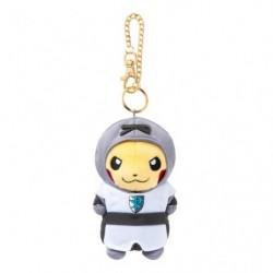 Plush Mascot Member Pikachu Plasma Team japan plush
