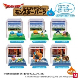 Figure Dragon Quest Mini Mini Diorama Collection Monster Park Box  japan plush