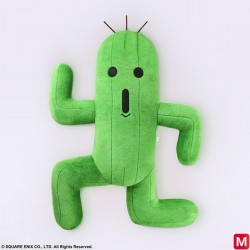 Plush Final Fantasy Jumbo Cactus japan plush