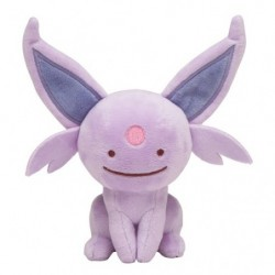 Plush Transformation Ditto Espeon japan plush