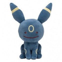 Plush Transformation Ditto Umbreon japan plush