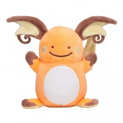 Plush Transformation Ditto Raichu japan plush