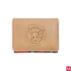 Mini Wallet Eevee Mofu Mofu Eievui Letter japan plush