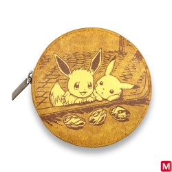 Porte-monnaie Pokémon Sepia Graffiti Shopping japan plush