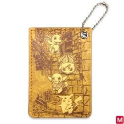 Porte passe Évoli Pokémon Sepia Graffiti Backstreet japan plush