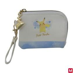 Wallet Pikachu Watercolor Series japan plush