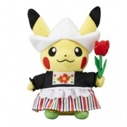 Plush Holland Pikachu