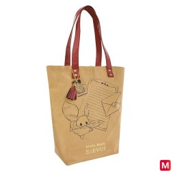 Shoulder Bag Mofu Mofu Eievui Letter japan plush