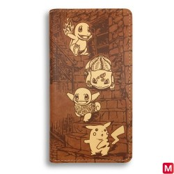 Smartphone case Multi Pokémon Sepia Graffiti Backstreet japan plush