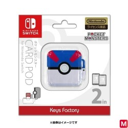 Support de carte Superball pour Nintendo Switch japan plush