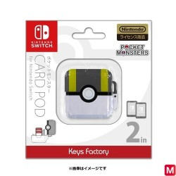 Card Pod Ultra Ball for Nintendo Switch  japan plush