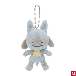 Plush Keychain Lucario Tranformation Ditto japan plush
