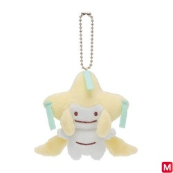 Peluche Porte-clés Jirachi Transformation Métamorph japan plush