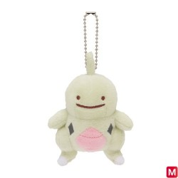 Plush Keychain Larvitar Tranformation Ditto japan plush