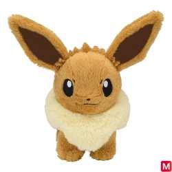 Peluche Evoli 2 japan plush