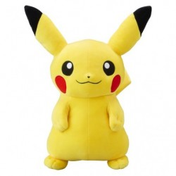 Peluche Pikachu Taille Reelle Normal japan plush