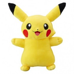 Plush Real Size Pikachu Smile japan plush