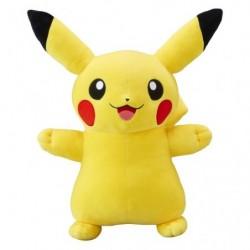 Plush Real Size Pikachu Smile