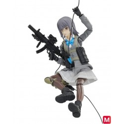figma Rin Shirane Little Armory japan plush