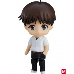 Nendoroid Shinji Ikari Rebuild of Evangelion japan plush