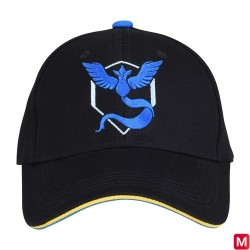 Casquette Pokémon Go Team Mystic japan plush