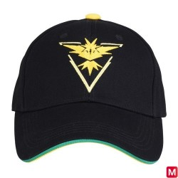 Casquette Pokémon GO Team Instinct japan plush