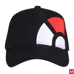 Casquette Pokémon GO Monster Ball japan plush