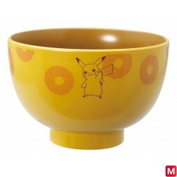 Soup Bowl Pikachu japan plush
