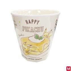 Tasse en mélanine Pikachu number025 Café japan plush