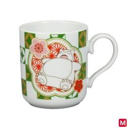 Mug Snorlax japan plush