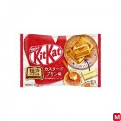 Kit Kat Mini Baked Delicious Custard Pudding japan plush