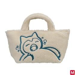 Mini Bag Snorlax Yawning japan plush