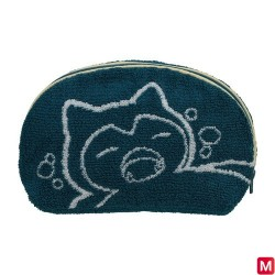 Pocket Snorlax Yawning japan plush