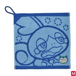 Serviette Larméléon Bâillement japan plush