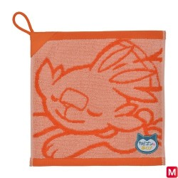 Hand Towel Scorbunny Yawning japan plush